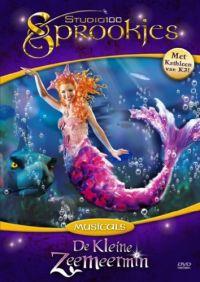 Cover Musical - De Kleine Zeemeermin [DVD]